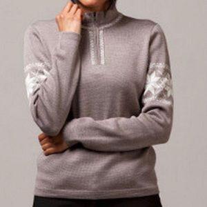 Vintage Meister Nordic Wool Ski Sweater